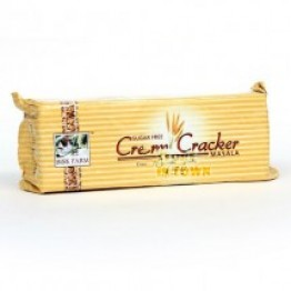 Bisk Farm Sugar Free Cream Cracker - Masala Healthy & Digestive Biscuits.